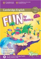 Fun for Movers Student's Book with Online Activities with Audio