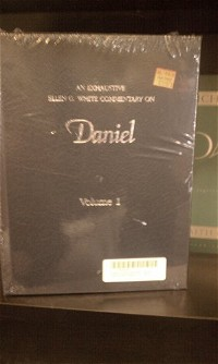 An Exhaustive Ellen G. White Commentary on Daniel and Revelation