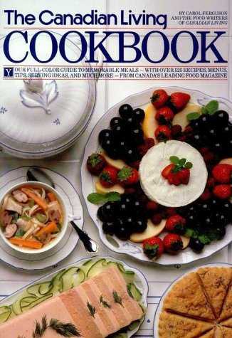 Canadian Living Cookbook