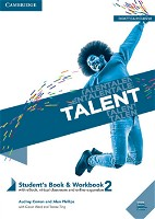 Talent Level 2 Student's Book/Workbook Combo with eBook