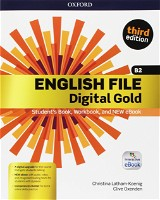 English file gold. B2 premium. Student's book-Workbook. Per le Scuole superiori. Con e-book. Con espansione online [Lingua inglese]