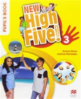 High Five! English New Edition Level 3 Pupil's Book