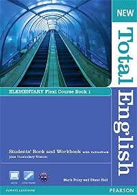New Total English Elementary Flexi Coursebook 1 Pack