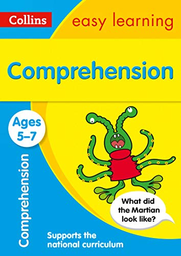 Collins Easy Learning Age 5-7 ― Comprehension Ages 5-7