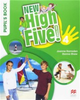 High Five! English New Edition Level 4 Pupil's Book