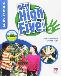 High Five! English New Edition Level 2 Activity Book