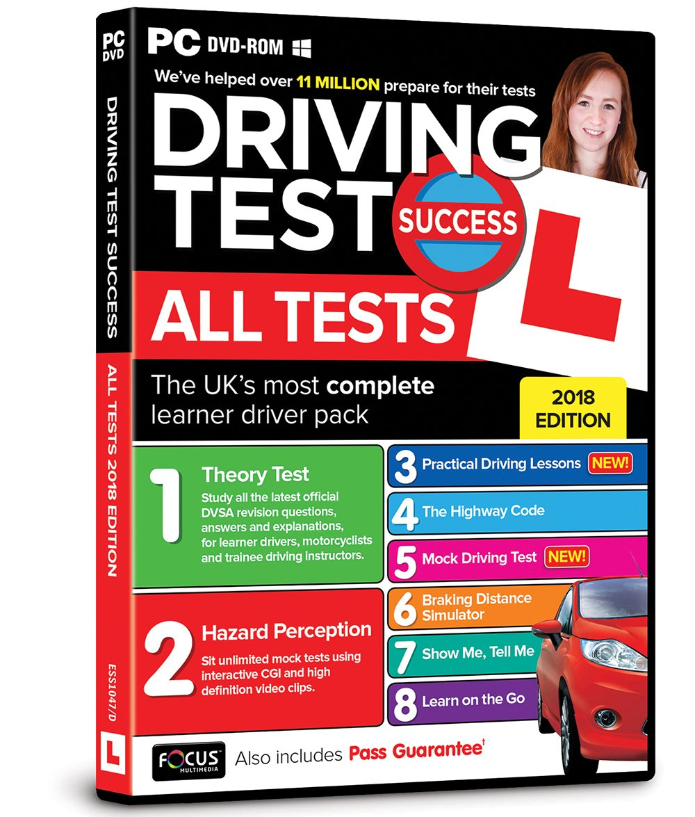 Driving Test Success All Tests 2016 DVD