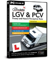 The Complete LGV & PCV Theory and Hazard Perception Tests 2016
