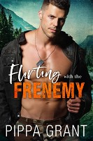 Flirting with the Frenemy (Bro Code Book 1)