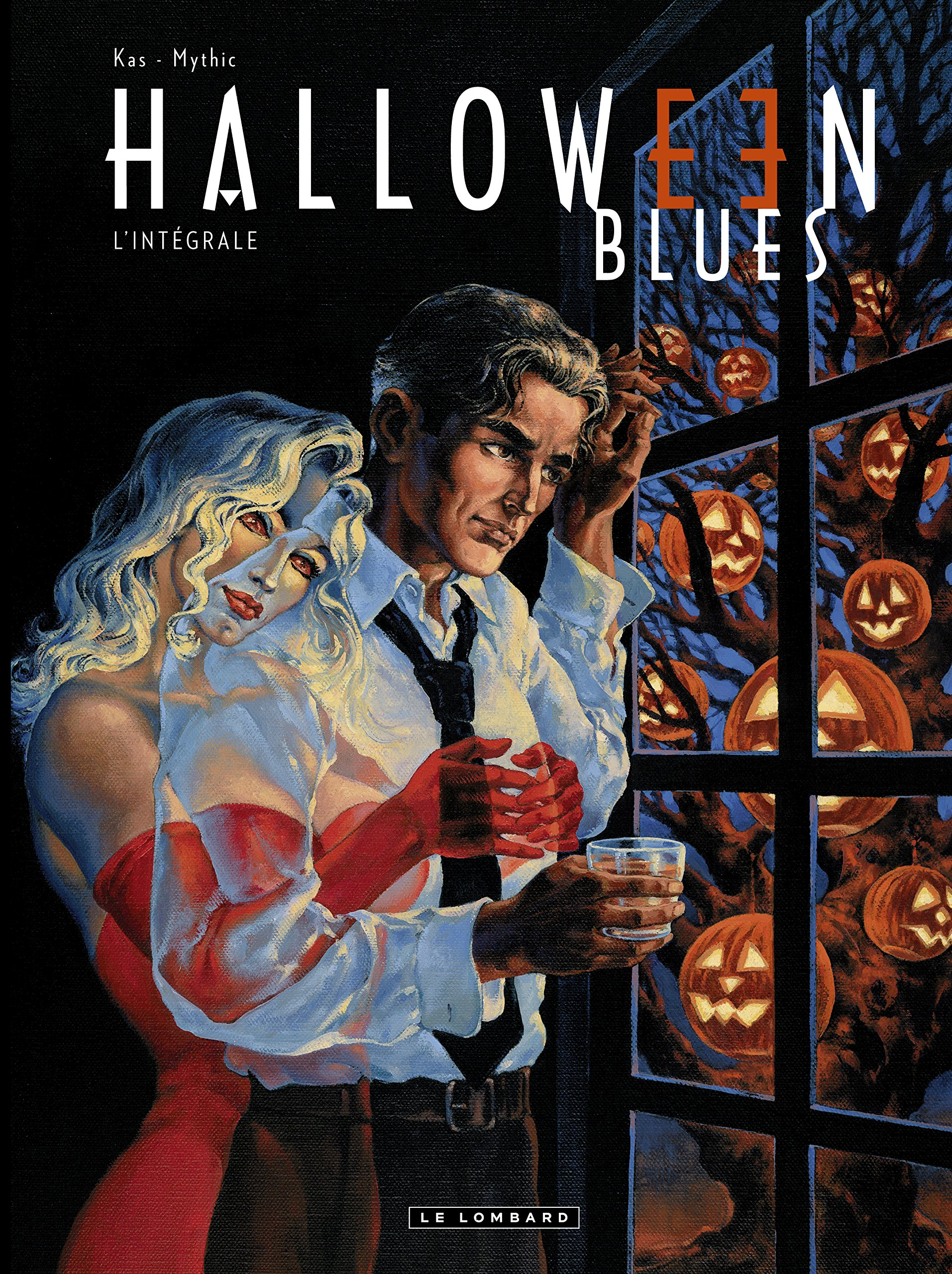 Intégrale Halloween Blues - tome 1 - Intégrale Halloween Blues