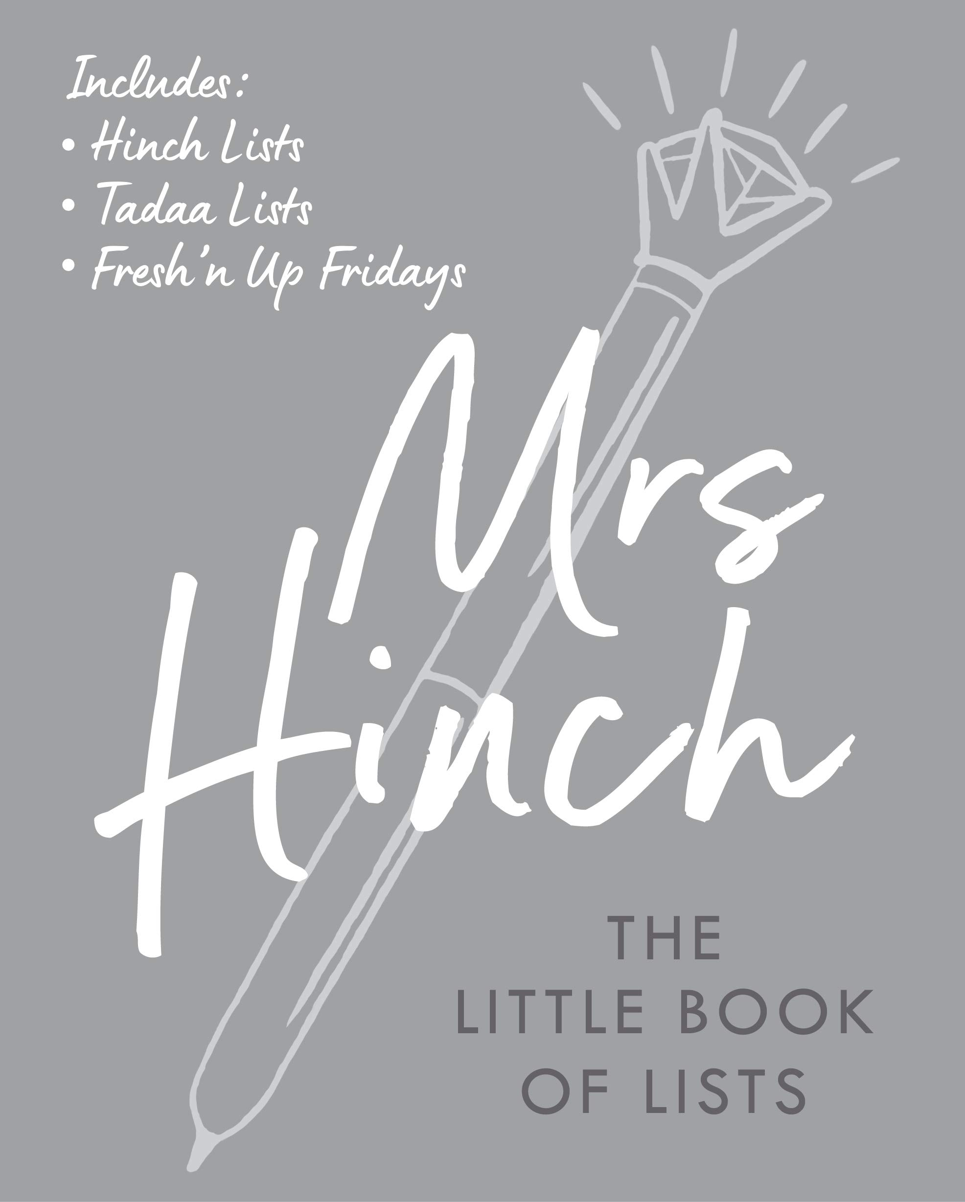 Mrs Hinchs Book Of Lists