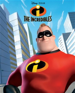 Incredibles, The (Disney Storybook (eBook))