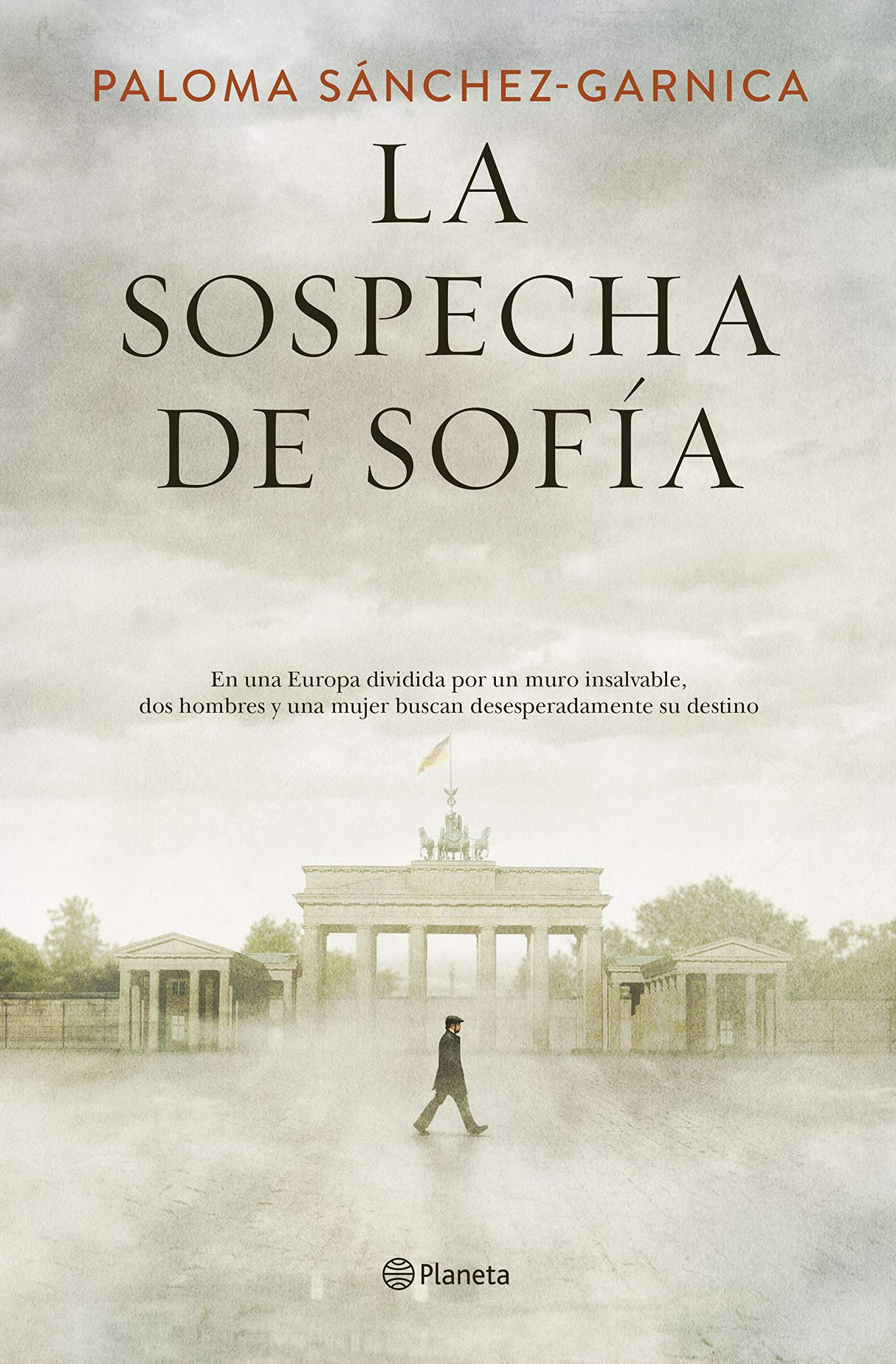 La sospecha de Sofía (Volumen independiente)