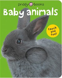 Baby Animals (Bright Baby Touch and Feel)