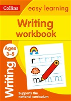 Writing Workbook Ages 3-5